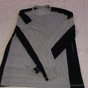 Lululemon sports shirt